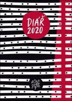 A Cup of Style Diář 2020