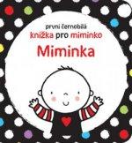 První černobílá knížka pro miminko Miminka