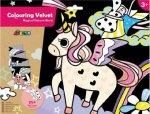 Velvet Magical Unicorn World