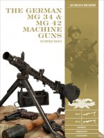 German MG 34 and MG 42 Machine Guns: In World War II