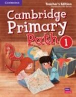 Cambridge Primary Path Level 1 Teacher's Edition