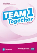 Team Together 1 Teacher's Book with Digital Resources Pack, m. 1 Beilage, m. 1 Online-Zugang