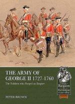 Army of George II 1727-1760