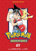 Pokemon Adventures Collector's Edition, Vol. 1