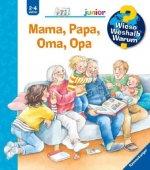Wieso? Weshalb? Warum? junior: Mama, Papa, Oma, Opa (Band 39)