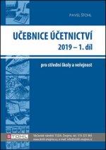Učebnice Účetnictví 2019 - 1. díl