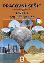Zeměpis 7 Amerika, Afrika Pracovní sešit