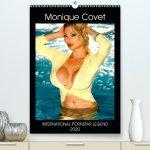 Monique Covet International Pornstar Legend 2020(Premium, hochwertiger DIN A2 Wandkalender 2020, Kunstdruck in Hochglanz)