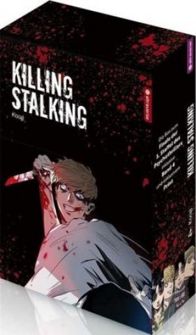 Killing Stalking 04 mit Box und exklusivem Druck
