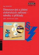 Dimenzování a jištění elektrických zařízení - tabulky a příklady