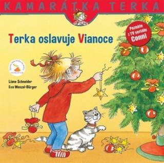 Terka oslavuje Vianoce