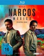 Narcos: Mexico. Staffel.1, 3 Blu-ray