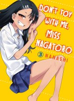 Don't Toy With Me Miss Nagatoro, Volume 3