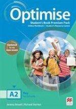 Optimise A2 Student's Book Premium Pack