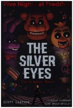 Silver Eyes Graphic Novel