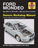 Ford Mondeo (Apr '07-'14)