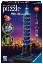 Taipei 101 bei Nacht (Puzzle)
