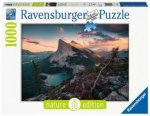 Abends in den Rocky Mountains (Puzzle)