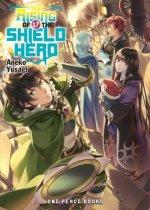 Rising Of The Shield Hero Volume 17: Light Novel