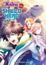 Rising Of The Shield Hero Volume 13: The Manga Companion