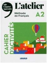 L'Atelier A2 - Cahier d'activités mit MP3-CD