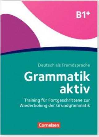 Grammatik aktiv B1+, Training für Fortgeschrittene zur Wiederholung der Grundgrammatik