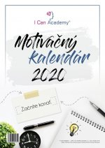 ICan Academy Motivačný kalendár 2020