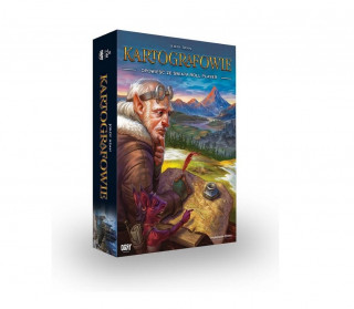 Cartographers a Roll Player Tale Boxed Board Game