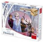Frozen II 12 Dřevěné kostky