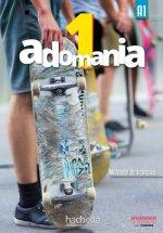 Adomania 1 (A1) Livre de l'éleve + DVD-ROM