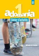 Adomania 1 (A1) Cahier d'activités + CD audio + Parcours digital