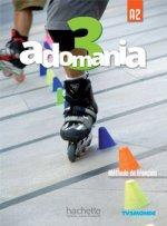 Adomania 3 (A2) Livre de l'eleve + DVD-ROM
