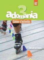 Adomania 3 (A2) Cahier d'activités + CD audio + Parcours digital
