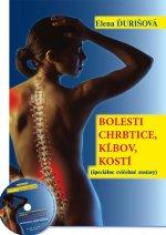 Bolesti chrbtice, kĺbov, kostí + CD