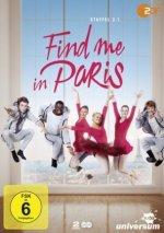 Find me in Paris. Staffel.2.1, 2 DVD