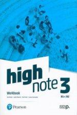 High Note 3 Workbook + Online