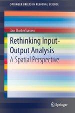 Rethinking Input-Output Analysis