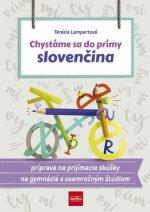 Chystáme sa do prímy slovenčina