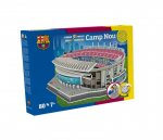 Puzzle 3D Nanostad BASIC: Camp Nou (FC Barcelona)