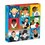 Little Artist 500 Piece Family Puzzle