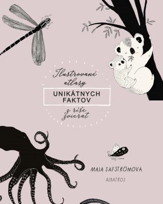 Ilustrované atlasy unikátnych faktov z ríše zvierat