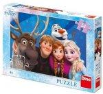 Puzzle 24 Frozen Selfie