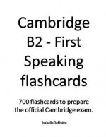Cambridge B2 - First Speaking flashcards