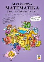 Matýskova matematika 3. díl Počítání do dvaceti