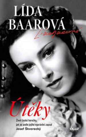 Útěky Lída Baarová Život české herečky