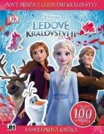 Samolepková knížka Ledové království 2