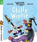 Read with Oxford: Stage 4: Winnie and Wilbur: Chilly Winnie