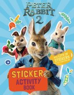 Peter Rabbit 2 Sticker Activity Book: Peter Rabbit 2: The Runaway
