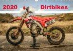 Dirtbikes 2020 (Wandkalender 2020 DIN A3 quer)