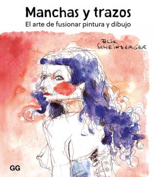 MANCHAS Y TRAZOS: ARTE DE FUSIONAR PINTURA Y DIBUJO